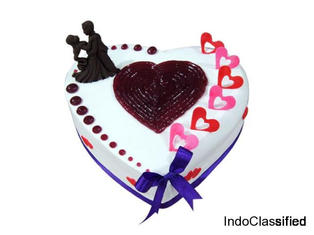Valentine Cakes from Country Oven