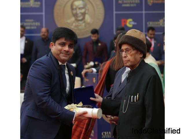 'Champions of Change Award' conferred on Dr Beerinder Singh Yogi