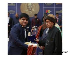 'Champions of Change Award' conferred on Dr Beerinder Singh Yogi