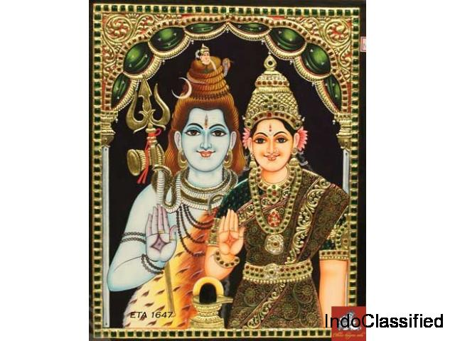Thanjavur Paintings - Ethnic Tanjore Arts