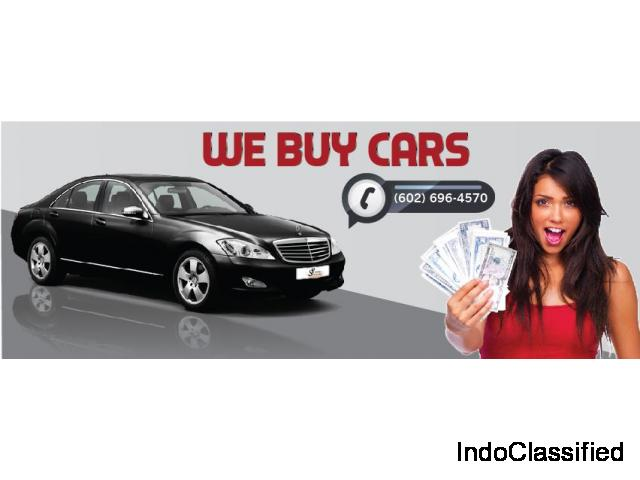 Sell Your Used Car In Scottsdale