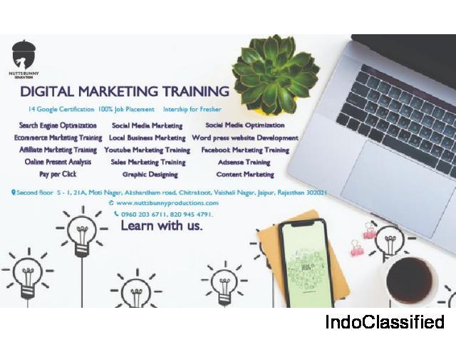 Social Media Companies in Jaipur