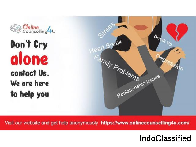Relationship Counselling Online   OnlineCounselling4U