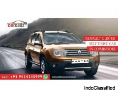 Book Self Drive Car in Coimbatore