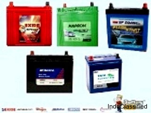 Car Battery - Buy Car Batteries Online at Best Prices In India