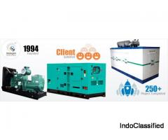Generator Rental | Industrial Chiller Rentals | Vardayani Power Pvt. Ltd.