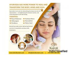 How Ayurveda heal and transform the body