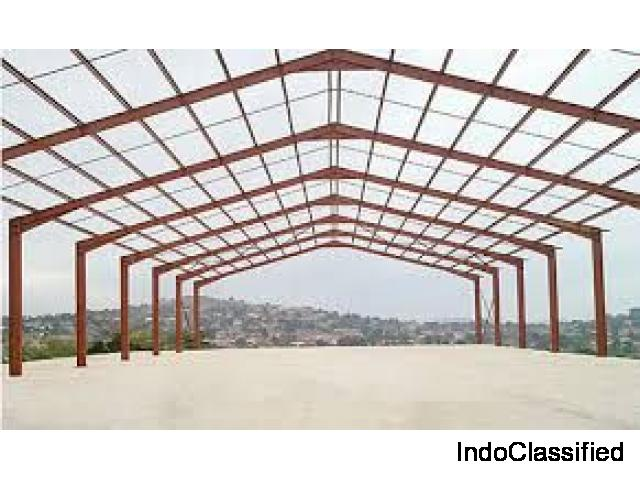 Find The Best Industrial Sheds In India- A Buildtech