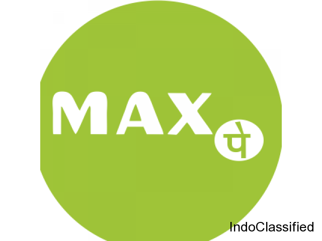 MaxPe - UPI Payment, Recharge, Bill Payment & Flights booking