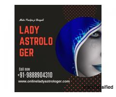 Lady Astrologer | +91-9888904310