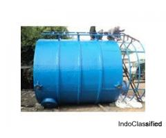 India Leading PP FRP Tank Manufacturers