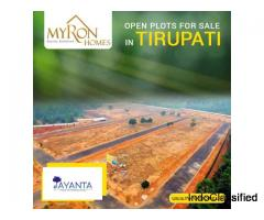 Best Real Estate company in Tirupati