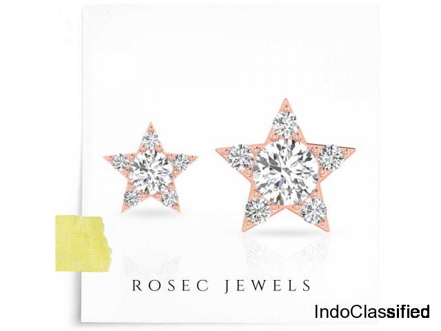 Star Cartilage Piercing Earrings