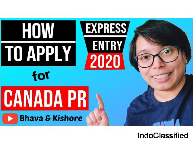 How to Apply For Canada PR in 2020? – Bhava & Kishore