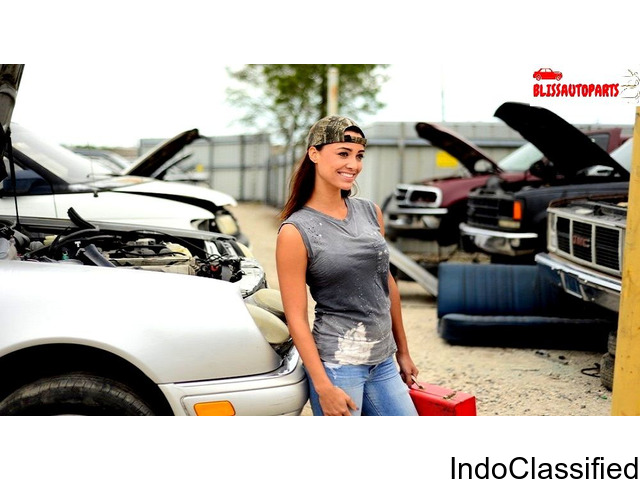 Bliss Auto Parts Specialize for Quality Used Car Parts in Graham