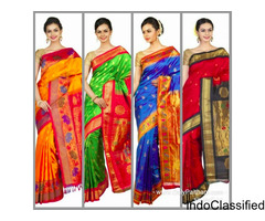 OnlyPaithani Saree Festival, Bangalore On 9 & 10 Feb 2018