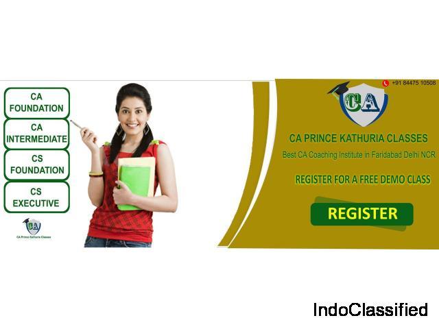 Best CA CS Coaching Institute In Badarpur