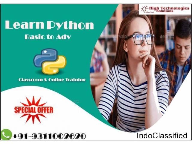 Get Python Training & Placement in Delhi, NCR