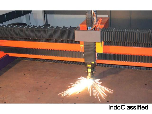 CNC Laser Cutting in India