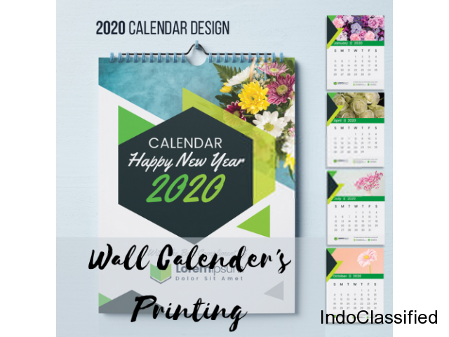 Wall Calendar Printing in Gujarat