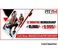 Pre-opening offer 12 months membership just 9999/-
