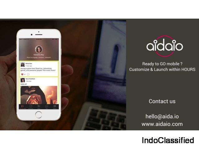 AIDA | Instant Mobile App Maker