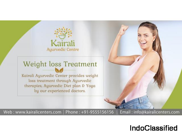 Ayurvedic Weight Loss Treatment Center