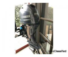 Yamaha 60hp outboard motor engine