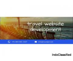 Travel website development for TFYR Macedonia
