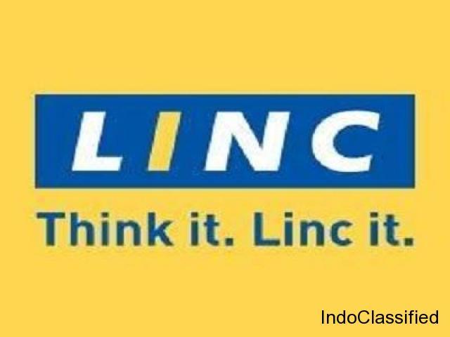 Linc Pen & Plastics Ltd - Largest Writing Instrument Manufacturers in India