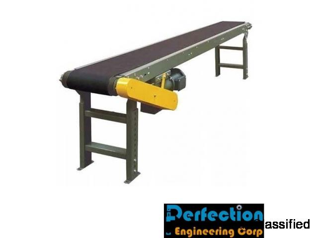 Industrial Conveyor Manufacturer