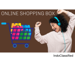 Online shopping box