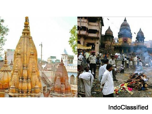 Hire North Varanasi Heritage Walk Tour with Optima Travels
