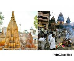 Hire North Varanasi Heritage Walk Tour with Optima Travels