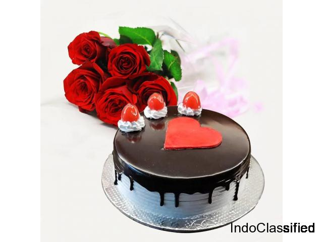 best online flowers and cake service in all over India.