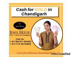 Cash for gold in Chandigarh - Sell your gold for instant cash | Jewel House