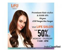 Best Hair salon in Hyderabad