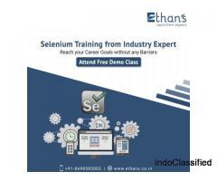 Find Best Selenium Classes in Noida