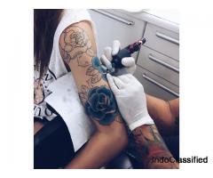 Best Tattoo Studio In Palika Bazar New Delhi CP