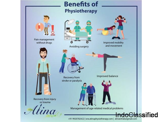 Best Physiotherapy Clinic in Navi Mumbai | Atina Physiotherapy and Rehabilitation
