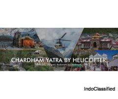 Best Tour Package In India Char Dham Yatra By Helicopter