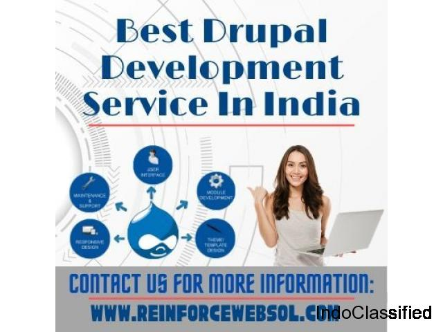 Hire Top Drupal Web Design And Development Company