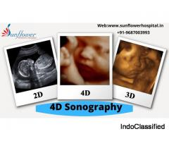 4D Sonography | Sunflower Hospital