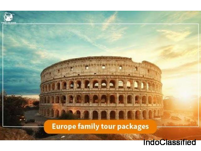 Europe family tour packages | Shoes On Loose