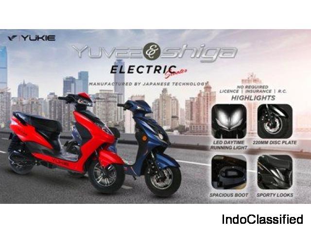 Choose Best E-motorbike in India