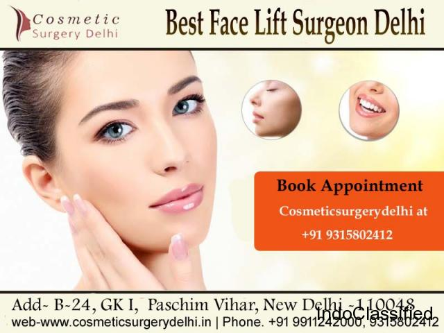 Best Cosmetic and Plastic Surgery in Delhi, India