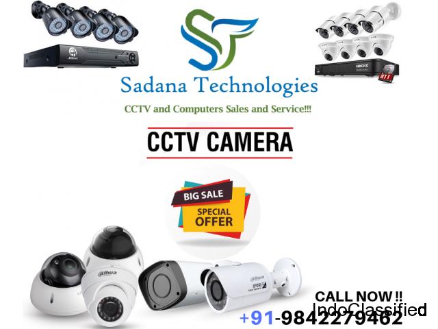 SadanaTechnologies - cctv camera installation in Coimbatore,cctv camera price in Coimbatore