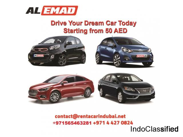 Al Emad Rent a Car Dubai Marina