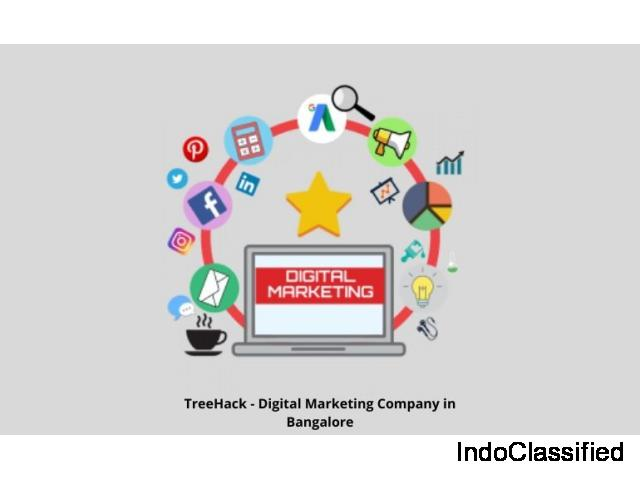 Website Designer in Bangalore - TreeHack Technology