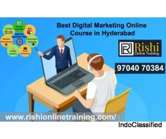 Best Digital Marketing Online Course in Hyderabad
